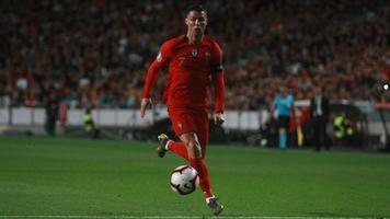 """Криштиану Роналду: """"Сборная Португалии будет существовать и дальше - что со мной, что без"""""""
