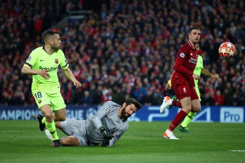 """""""Ливерпуль"""" - """"Барселона"""" 4:0. Never Give Up! - изображение 1"""
