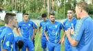 Збірна України (U-20) розпочала підготовку до чемпіонату світу в Польщі