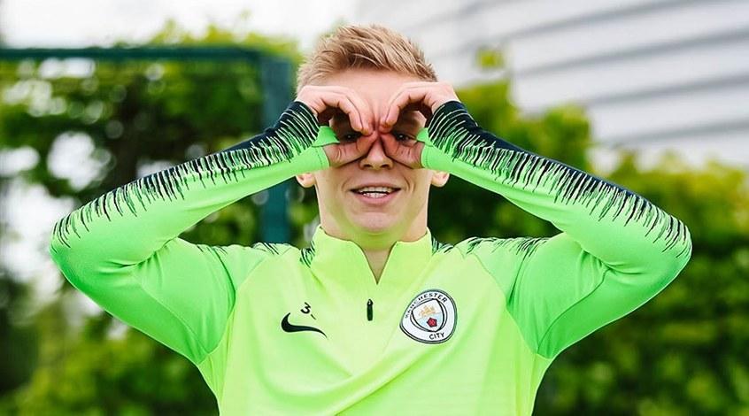 Александр Зинченко получил от WhoScored третью оценку в матче за Суперкубок Англии