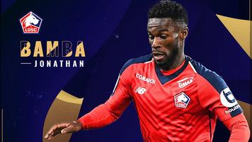 Жонатан Бамба – игрок апреля в Лиге 1
