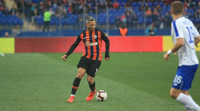 """Марлос получил приз """"Лучшему футболисту Украины 2018 года"""""""
