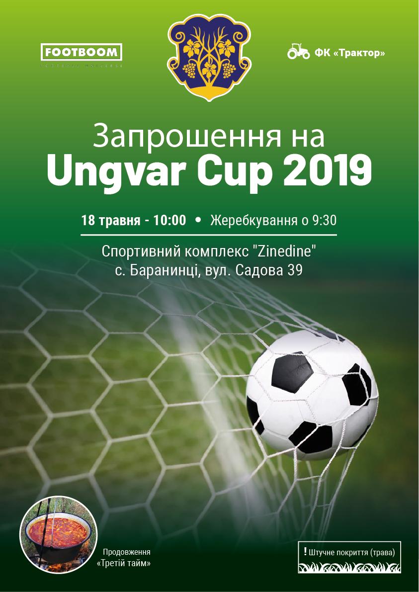 18 травня в Ужгороді відбудеться Ungvar Cup - 2019 - изображение 2