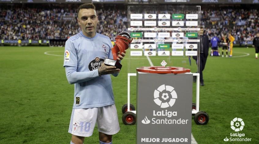 Бомбардир испания по футболу