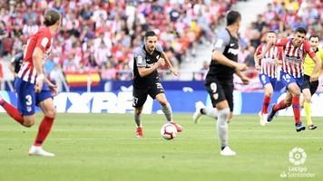 Пабло Сарабия и Лионель Месси - лучшие ассистенты чемпионата Испании 2018-2019