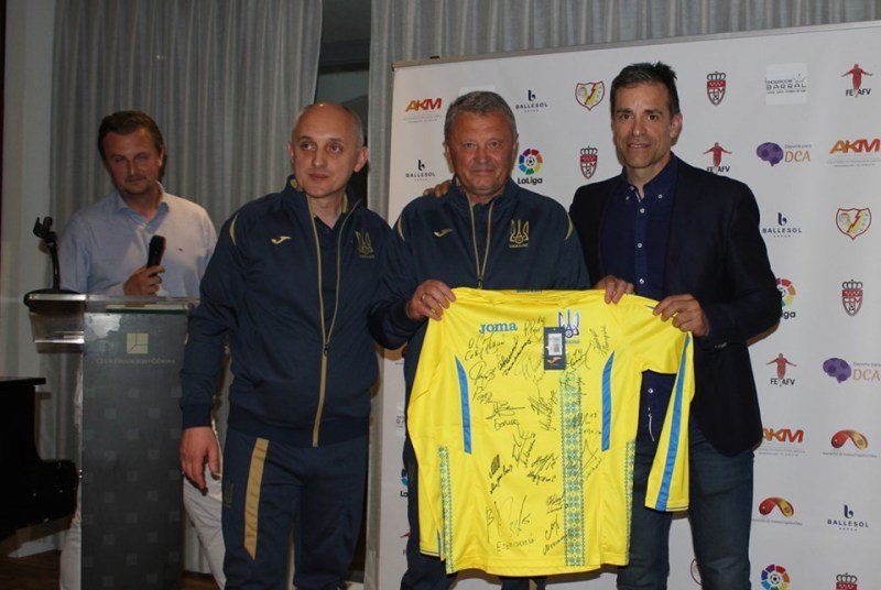 Збірна ветеранів України перемогла в Іспанії на турнірі Солідарності FEAFV - изображение 2