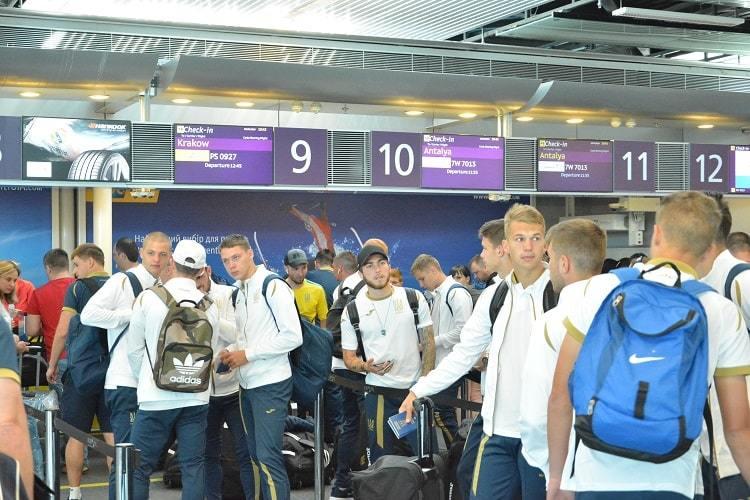 Збірна України (U-20) вирушила до Польщі на чемпіонат світу-2019 - изображение 1