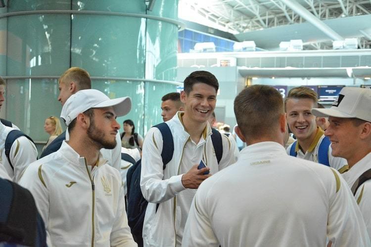 Збірна України (U-20) вирушила до Польщі на чемпіонат світу-2019 - изображение 2