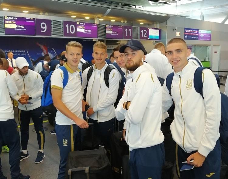 Збірна України (U-20) вирушила до Польщі на чемпіонат світу-2019 - изображение 3