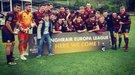Футбольная сказка: команда из университета Кардиффа будет играть в Лиге Европы (+Фото, Видео)