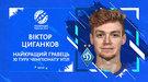 Экспертный совет УПЛ назвал имя лучшего игрока 30-го тура чемпионата Украины