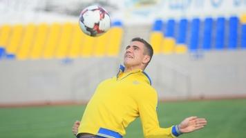 Андрій Шевченко викликав до табору збірної України Артема Бєсєдіна
