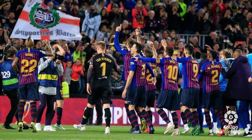 Ла Лига. Итоги сезона 2018-2019