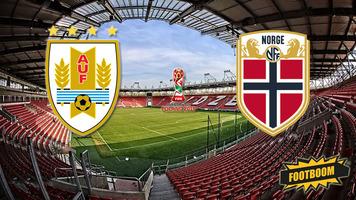 Уругвай (U-20) - Норвегия (U-20): хороший коэффициент на обмен голами