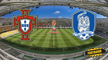 Португалия (U-20) - Корея (U-20): ставим на голы