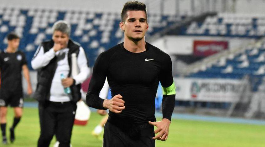 """""""Барселона"""" ведет переговоры о трансфере сына Георге Хаджи - Яниса"""