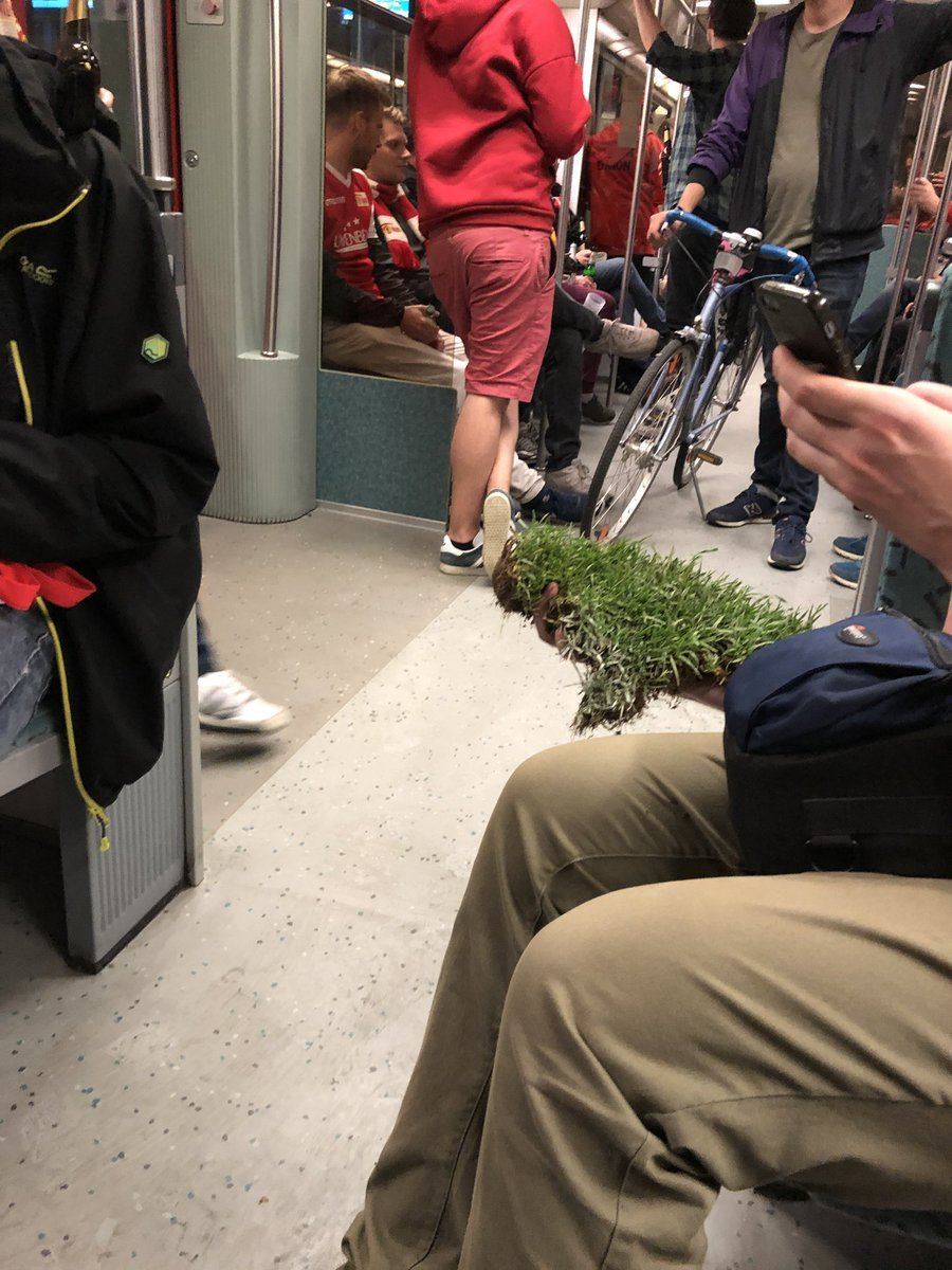 """Безумие в Берлине: """"Унион"""" впервые в истории вышел в Бундеслигу (+Фото, Видео) - изображение 22"""