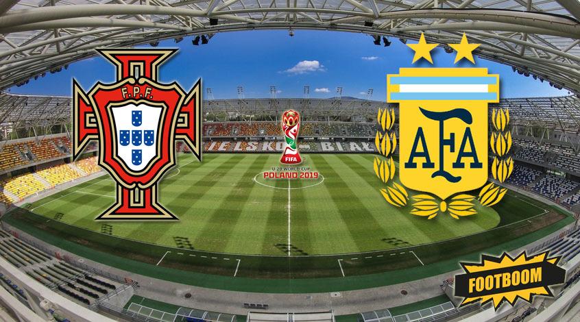 "Португалия (U-20) - Аргентина (U-20): шикарный коэффициент на букмекерский ""верх"""