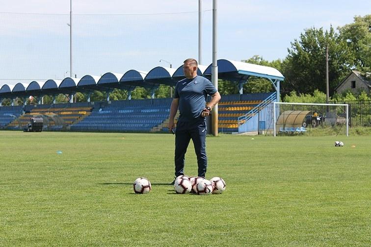 """""""Олимпик"""" провел тренировку в Счастливом и отправился в Полтаву (+Фото) - изображение 2"""