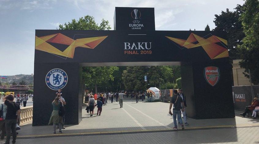Финал Лиги Европы: Лондонское дерби в Баку - букмекерский расклад (Инфографика)