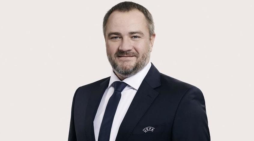 Андрія Павелко обрано  головою Комітету УЄФА
