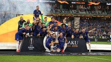 """Победа """"Челси"""" в Лиге Европы позволила """"Лиону"""" попасть в групповой этап Лиги чемпионов"""