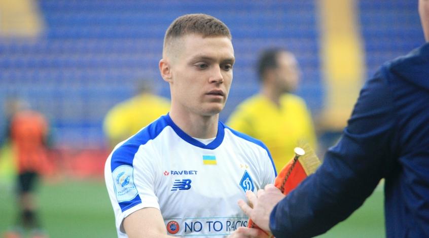 Виктор Цыганков тренируется по индивидуальной программе