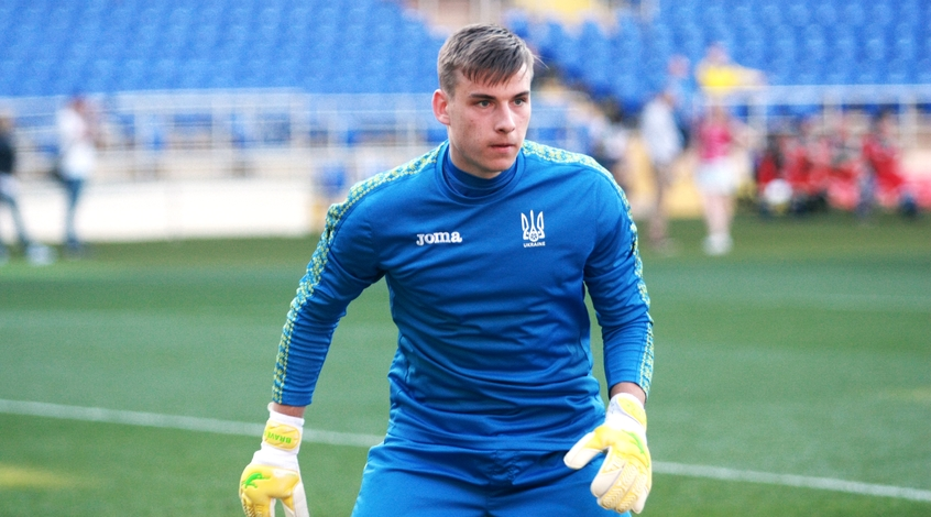 Сборная Украины (U-20) сможет рассчитывать на Андрея Лунина и в плей-офф ЧМ-2019
