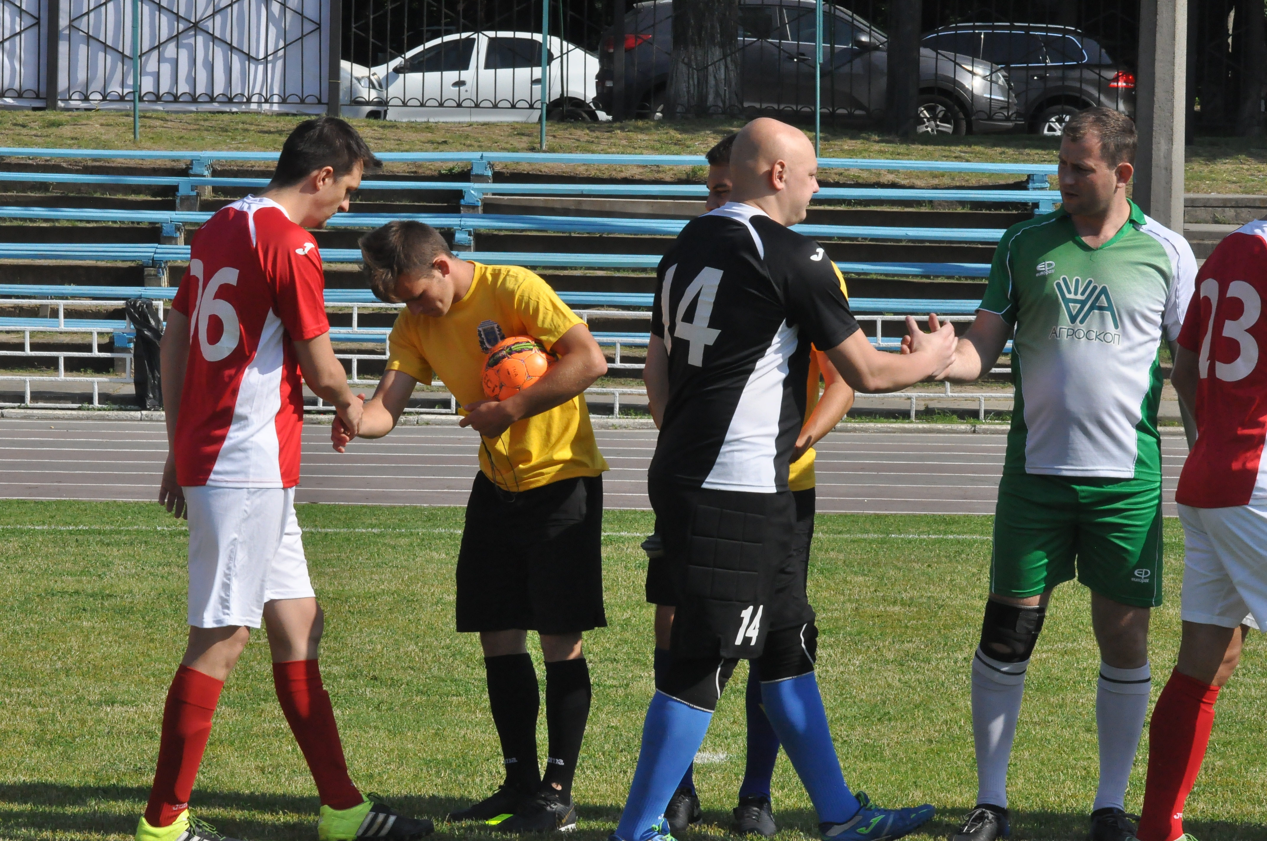 В Киеве в День защиты детей стартовал футбольный турнир - изображение 2