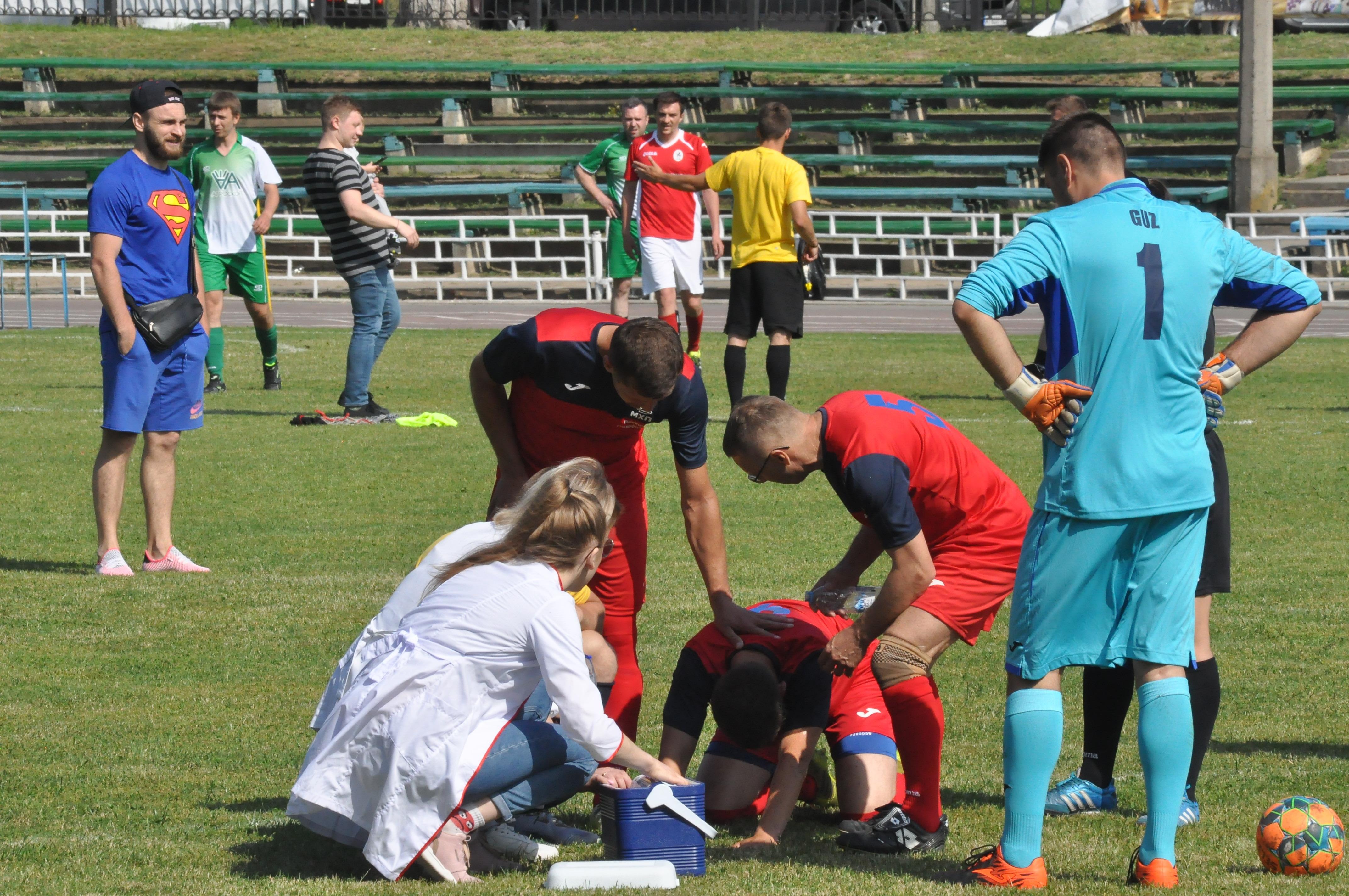 В Киеве в День защиты детей стартовал футбольный турнир - изображение 4