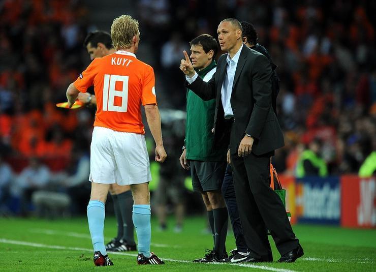 """Дирк Кейт: """"Я мог пропустить финал Лиги чемпионов, потому что Питер Крауч наехал на меня на картинге"""" - изображение 9"""