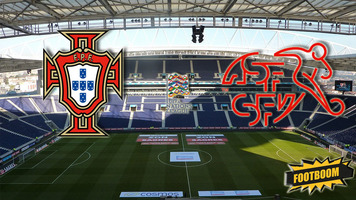 Лига Наций. Португалия - Швейцария 3:1 (Видео)