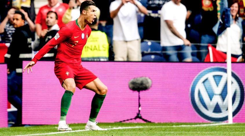 Португалия - Швейцария 3:1. Просто у них есть Криштиану