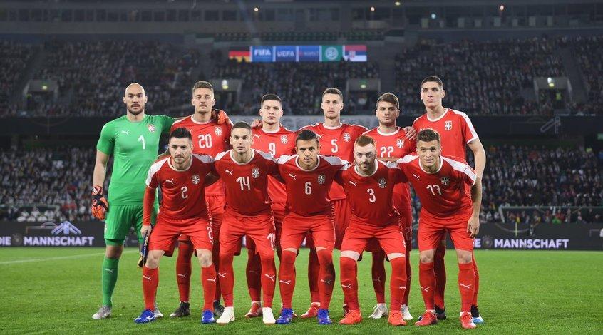 Футбольный союз Сербии - болельщикам: на матч с Украиной не приносить баннеры, рисунки, пиротехнику и чужую символику