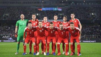 """Сербские болельщики: """"Украинцы, вы нам не братья, вы призываете убивать сербов"""""""