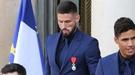 Сборная Франции получила престижную награду от президента страны за победу на ЧМ-2018