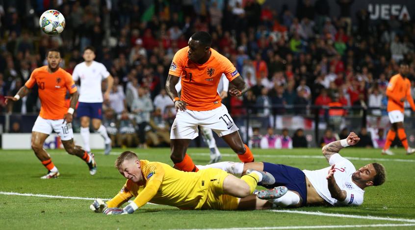 """Голландия - Англия 3:1. Вечер """"привозов"""""""