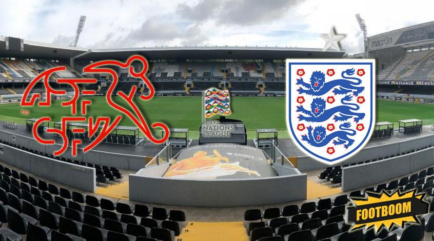 Швейцария - Англия. Анонс и прогноз матча