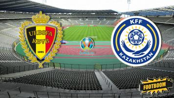 Отбор к Евро-2020. Бельгия - Казахстан 3:0 (Видео)