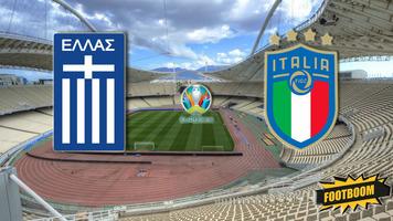 Отбор к Евро-2020. Греция - Италия 0:3 (Видео)