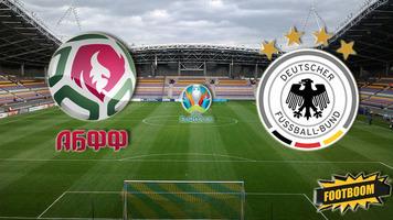 Отбор к Евро-2020. Беларусь - Германия 0:2 (Видео)
