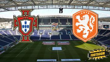 Лига Наций. Португалия - Голландия 1:0 (Видео)