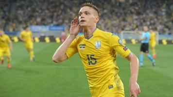 Украина - Сербия 5:0. Фоторепортаж