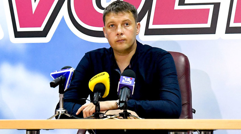 """Андрій Тлумак: """"У """"Волині"""" кожна гра – фінал, і цей фінал ми повинні виграти"""""""