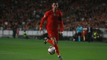 Роналду, де Йонг и Депай попали в символическую сборную Лиги наций