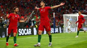 """Португалия - Голландия 1:0. Исторический триумф """"селесао"""""""