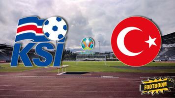 Исландия - Турция: ставим на результативность гостей
