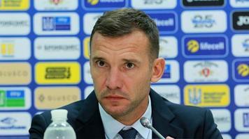 Украина - Люксембург: послематчевая пресс-конференция Андрея Шевченко