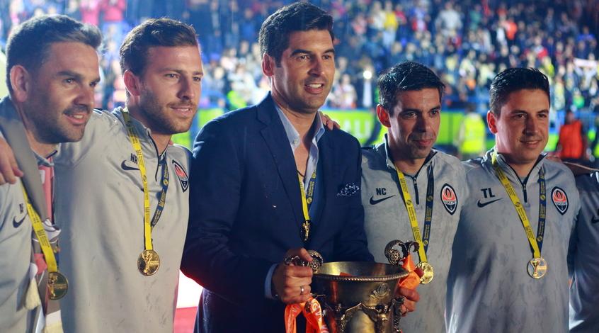 Паулу Фонсека может стать тренером года в Португалии