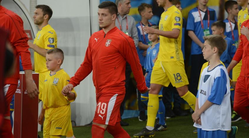 """""""Реал"""" назвал дату презентации Луки Йовича"""